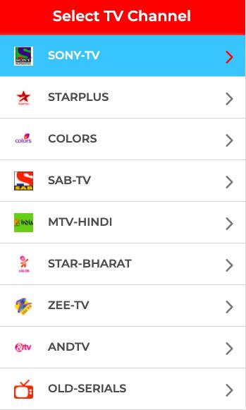 apne tv channels list