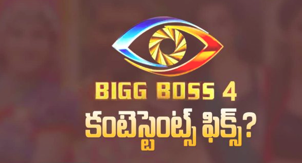 Bigg Boss Telugu season 4 contestants