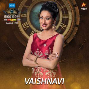 Vaishnavi RJ